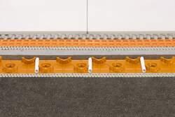 Schlüter®-BEKOTEC-EN 12 FK baut gerade einmal 12 mm auf - perfekt für Altbau-Sanierungen.